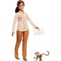 Кукла Barbie Кем быть? Nat Geo Природозащитник