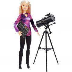 Кукла Barbie Кем быть? Nat Geo Астрофизик