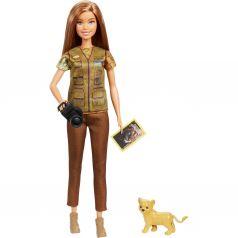 Кукла Barbie Кем быть? Nat Geo Фотограф живой природы