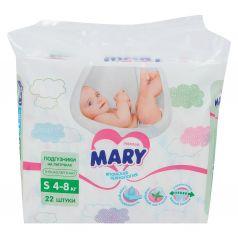 Подгузники Mary р. S () 22 шт.