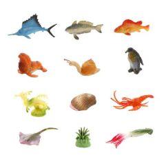 Набор животных Наша Игрушка Морские животные