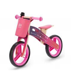 Беговел Kinderkraft Runner Vintage, цвет: pink