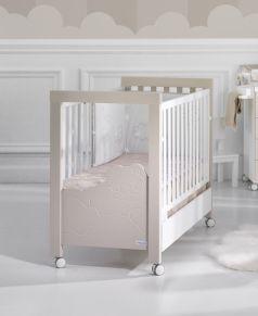 Micuna Детская кровать Dolce Luce Relax Plus, цвет: белый песок