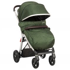 Прогулочная коляска Oyster Zero, цвет: alpine green