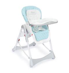 Стульчик для кормления Happy Baby William, цвет: голубой