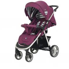 Прогулочная коляска Rant CASPIA Trends, цвет: lines purple
