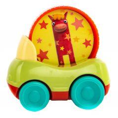 Машинка Деревяшки Лошадка Иго-Го