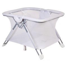 Манеж Polini Comfort French Amis, цвет: белый/серый