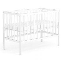 Кровать Polini Фея 101 детская, цвет: белый
