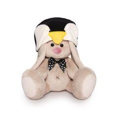 Мягкая игрушка Budi Basa Малыши Зайка Ми в шапке пингвина 15 см