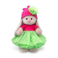 Мягкая игрушка Budi Basa Город Зайка Ми в платье с пышной юбкой из органзы 32 см