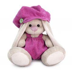 Мягкая игрушка Budi Basa Малыши Зайка Ми в штанишках и кепке 15 см