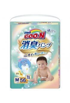Подгузники-трусики Goon Aromagic M (7-12 кг) 56 шт.