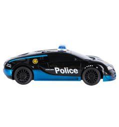 Машинка на радиоуправлении Игруша Police car Bugatti Veyron 26 см