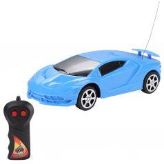 Машина на радиоуправлении Игруша синяя 1 : 24