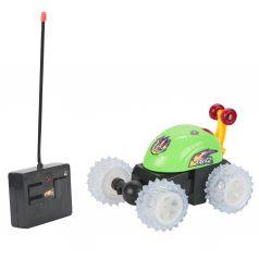 Машина Игруша На радиоуправлении салатовая 17.5 см