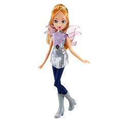 Кукла Winx Звездная магия Флора