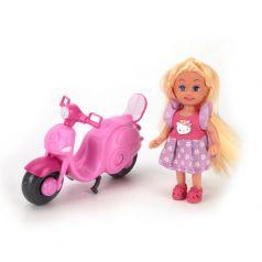 "Карапуз, Карапуз, Кукла Hello Kitty ""Машенька"" на скутере, 12см"