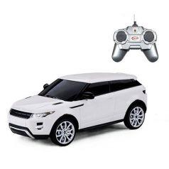 Машина на радиоуправлении Rastar Range Rover Evoque белая 1 : 24