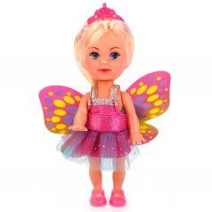 "Карапуз, Карапуз, Кукла ""Машенька-принцесса"" (хвост русалки, крылья феи), 12см"