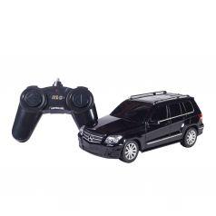 Машина на радиоуправлении Rastar Mercedes-Benz GLK, черная 1 : 24