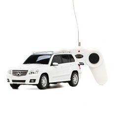 Машина на радиоуправлении Rastar Mercedes-Benz GLK, белая 1 : 24