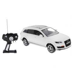 Машина на радиоуправлении Rastar Audi Q7 белая 1 : 14