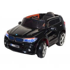 Электромобиль Toyland BMW X5 LB 88A, цвет: черный