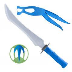 Черепашки Ниндзя Оружие боевое Леонардо Мистический меч одати