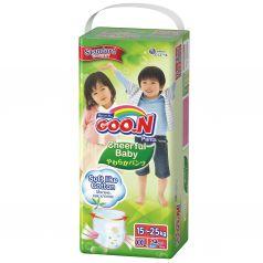 Подгузники-трусики Goon Cheerful XXL (15-25 кг) 34 шт.