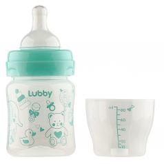 Бутылочка Lubby Классика полипропилен, 120 мл