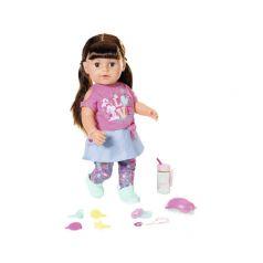 Кукла Baby Born сестричка, брюнетка 43 см