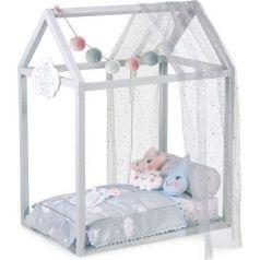 Кроватка для куклы Мартин с аксессуарами DeCuevas