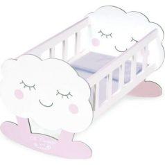 Кроватка-качалка для куклы Мартин с аксессуарами DeCuevas