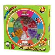 Игра с жевательным мармеладом Zed Мармеладские игры Подарочный набор 1 серия