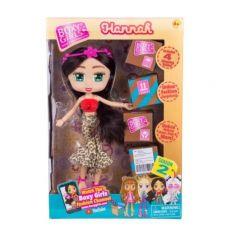 Кукла 1Toy Boxy Girls с аксессуарами 20 см
