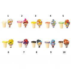 Кукла-мороженое 1Toy 12 см