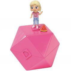 Кукла Zapf Creation Lil'Snaps 1 серия розовая 5 см