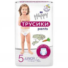 Подгузники-трусики Bella Baby Happy Pants (11-18 кг) 10 шт.