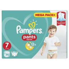 Подгузники-трусики Pampers Pants Extra Large (17+ кг) шт.