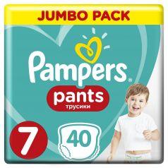 Подгузники-трусики Pampers Pants XL Jumbo (17+ кг) 40 шт.