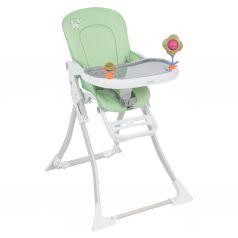 Стульчик для кормления Corol S10, цвет: зеленый