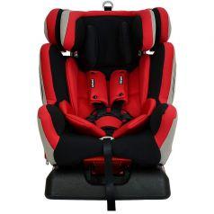 Автокресло Farfello Х30, цвет: red/black