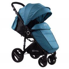 Прогулочная коляска Farfello Bino Angel, цвет: бирюзовый