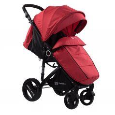 Прогулочная коляска Farfello Bino Angel, цвет: красный
