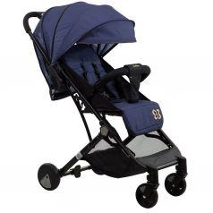 Прогулочная коляска Farfello Y1, цвет: джинсовый