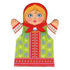 Кукла-перчатка Десятое Королевство Би-Ба-Бо Домашний кукольный театр. Внучка