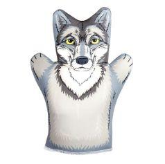 Кукла-перчатка Десятое Королевство Би-Ба-Бо Домашний кукольный театр. Волк