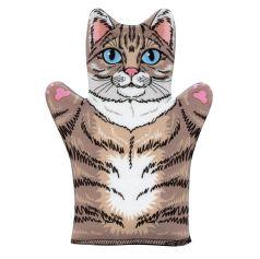 Кукла-перчатка Десятое Королевство Би-Ба-Бо Домашний кукольный театр. Кот