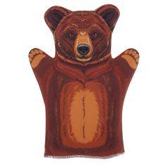 Кукла-перчатка Десятое Королевство Би-Ба-Бо Домашний кукольный театр. Медведь
